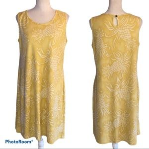 Tommy Bahama Silk blend sheath dress